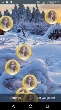 Winter Live Wallpaper screenshot 3