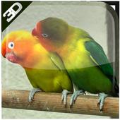 Love Bird Live Wallpaper icon