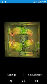Love Bird Live Wallpaper apk screenshot