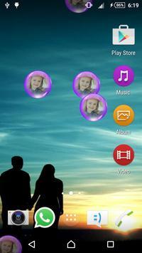 Lovers Love Live Wallpaper screenshot 7