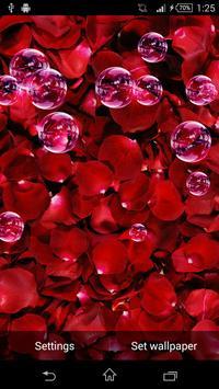 Petals Live Wallpaper screenshot 3