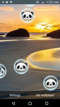 Sunset Live Wallpaper screenshot 7