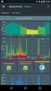 SystemPanel screenshot 3