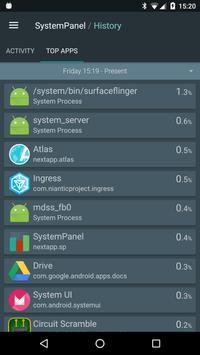 SystemPanel screenshot 4