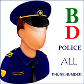 BD POLICE Phone Number icon