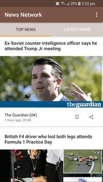 News Network screenshot 2