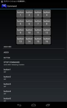 BlueTooth Serial Controller 16 apk screenshot