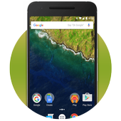 Launcher for Nexus 6p icon