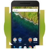 Launcher for Nexus 6p icon