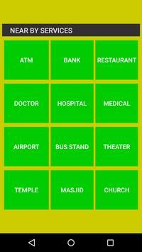 AroundME - Doctor,Medical,ATM poster