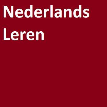 Nederlands Leren poster