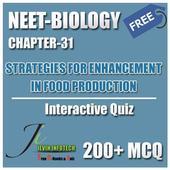 NEET BIOLOGY CH-31 QUIZ icon