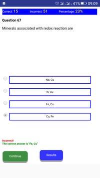 NEET BIOLOGY CH-12 QUIZ screenshot 13