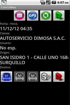 Contumas Clase A apk screenshot