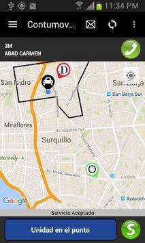 Taxi Atento - Conductor apk screenshot