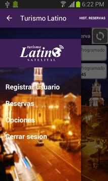 Turismo Latino Satelital screenshot 1