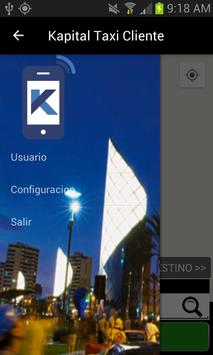 Kapital Taxi - Cliente screenshot 1