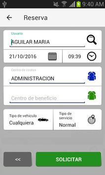 Kapital Taxi - Cliente screenshot 4