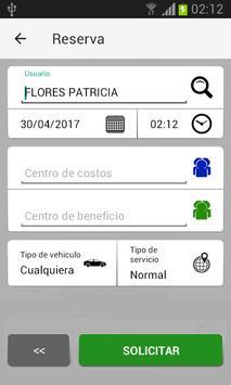 p1taxi - Cliente screenshot 5