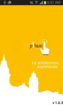 p1taxi - Cliente poster