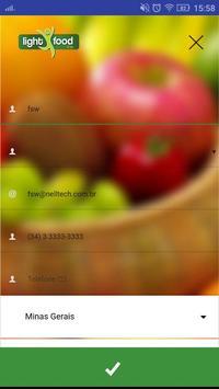 Light Food Way apk screenshot