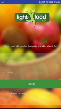Light Food Way poster