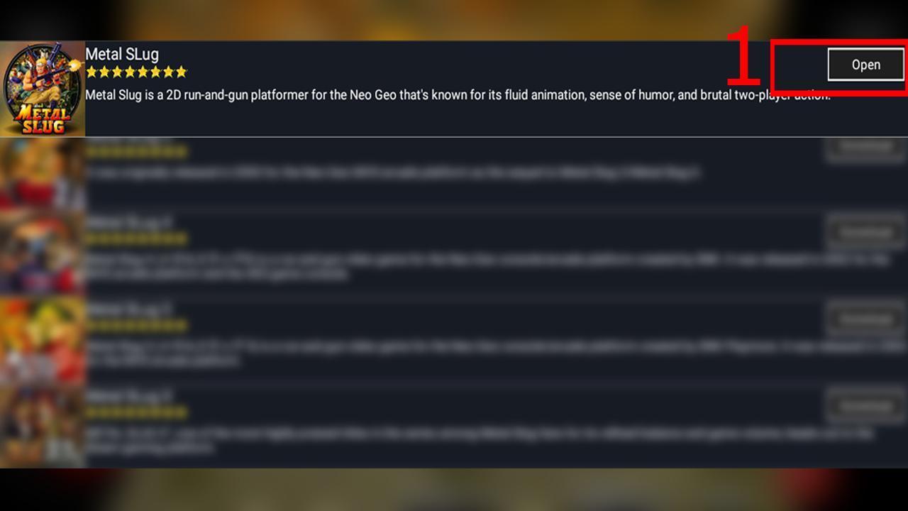 Game apk select Gloud Games