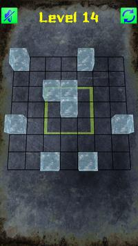 Ice Cubes: Slide Puzzle Game screenshot 4