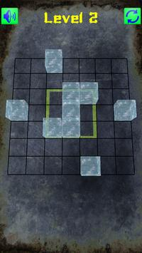 Ice Cubes: Slide Puzzle Game screenshot 3