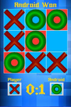 Brainy Tic Tac Toe poster