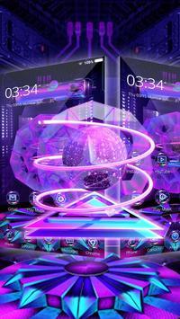 hexagon sphere tech screenshot 1