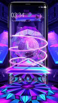 hexagon sphere tech screenshot 2