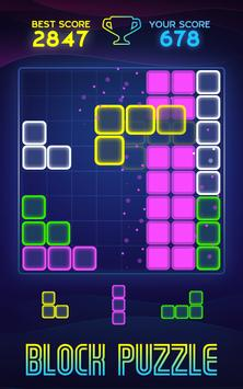 Neon Block Puzzle screenshot 10