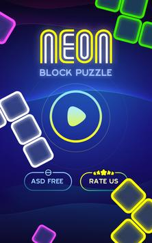 Neon Block Puzzle screenshot 11