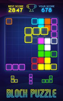 Neon Block Puzzle screenshot 4