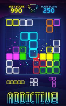 Neon Block Puzzle screenshot 8