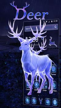 Deer Night Spirit poster