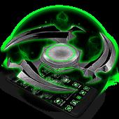 3D Neon Fidget Spinner Theme icon