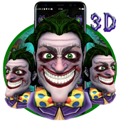 3d Neon Joker Theme For Android Apk Download