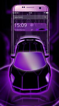 Neon Cool 3d Car Theme For Android Apk Download