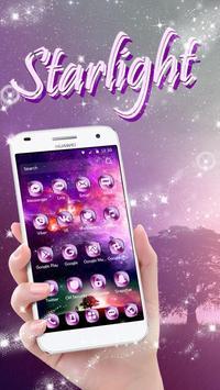 Neon Purple Light apk screenshot