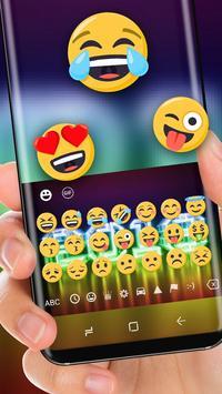 Neon 2018 Keyboard screenshot 1