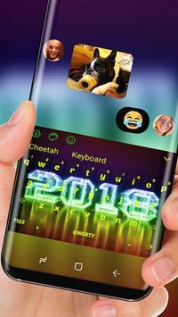 Neon 2018 Keyboard screenshot 2