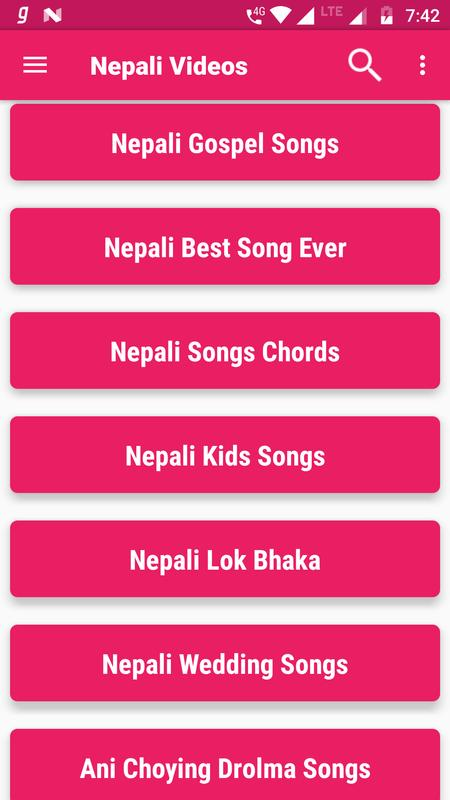 Nepali Video Songs Nepali Movie Lok Dohorinews Apk