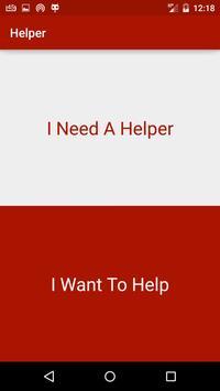 Helper - Start Helping poster