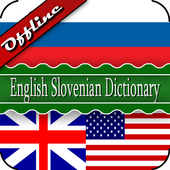 English Slovenian Dictionary icon