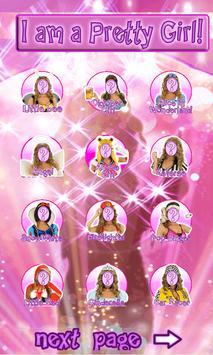 Girl's Super photomontages LT screenshot 1