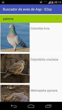 Aves de Arequipa - Peru screenshot 3