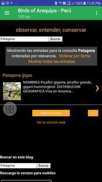 Birds of Arequipa screenshot 4