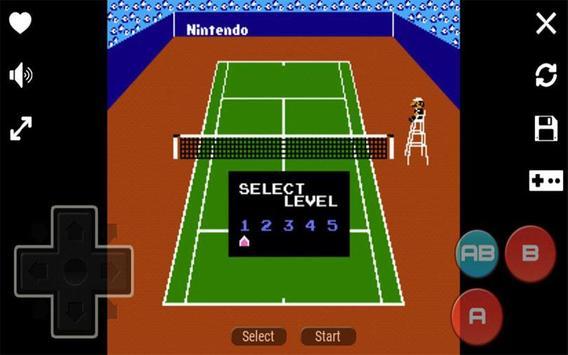 Nes Classic Emulator Games 2018 apk screenshot